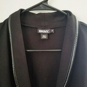 Dkny Jackets & Coats - DKNY I Black one button blazer jacket size 14